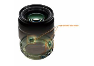 FUJIFILM Fujinon XF 18-135 mm f/3.5-5.6 R LM OIS WR objectif photo