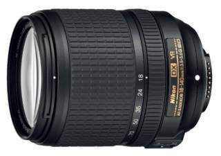 NIKON AF-S DX NIKKOR 18-140 mm f/3.5-5.6G ED VR objectif photo