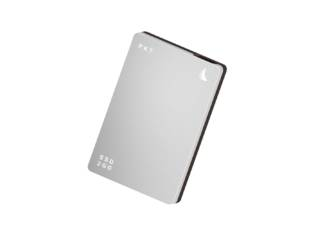 ANGELBIRD disque dur externe SSD SSD2go PKT 1 To silver