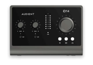 Audient iD14 MkII interface audio USB