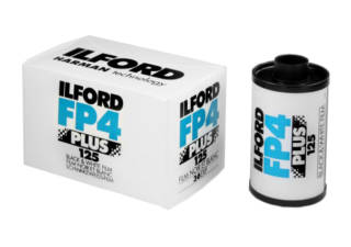 ILFORD film noir & blanc 135 FP4 PLUS 36 poses