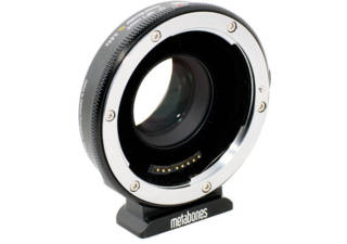 METABONES bague d'adaptation monture Canon EF pour micro 4/3 T Speed Booster XL 0.64x