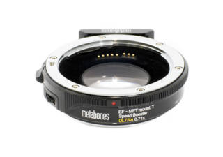 METABONES bague d'adaptation monture Canon EF pour micro 4/3 T Speed Booster ULTRA 0.71x
