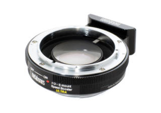 METABONES bague d'adaptation monture Canon FD pour monture Sony E Speed Booster ULTRA 0.71x