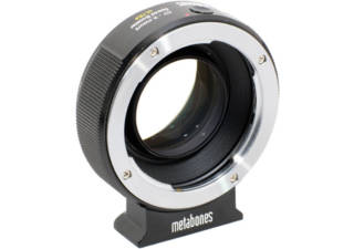 METABONES bague d'adaptation monture Contax Yashica pour monture Fujifilm X Speed Booster ULTRA 0.71x