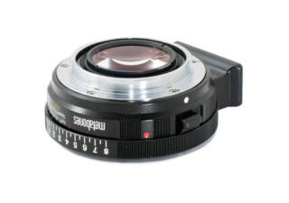 METABONES bague d'adaptation monture Nikon G pour monture Sony E Speed Booster ULTRA 0.71x