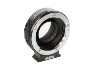 METABONES bague d'adaptation monture Sony Alpha pour monture Fujifilm X Speed Booster ULTRA 0.71x