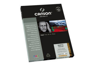 CANSON Infinity Baryta Prestige 340g A4 25 feuilles