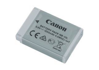 CANON batterie NB-13L pour Powershot G1X Mark III