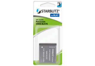 STARBLITZ batterie photo compatible Panasonic DMW-BLH7E
