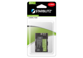 STARBLITZ batterie photo compatible Canon LP-E6n