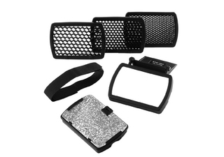 BIG kit grille nid d'abeille HoneyComb pour flash cobra