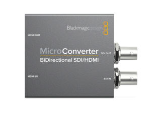 BLACKMAGIC DESIGN Micro Converter BiDirect SDI/HDMI avec alim