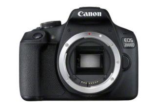 CANON 2000D nu reflex numérique