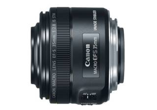 CANON EF-S 35 mm f/2,8 Macro IS STM objectif photo