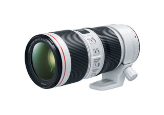 CANON EF 70-200 mm f/4L IS II USM objectif photo