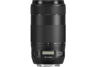 CANON EF 70-300 mm f/4-5.6 IS II USM objectif photo
