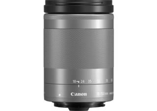 CANON EF-M 18-150 mm f/3.5-6.3 IS STM objectif photo Argent