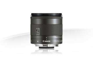 CANON EF-M 11-22 mm f/4-5.6 IS STM objectif photo hybride