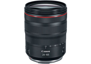 CANON RF 24-105 mm f/4 L IS USM objectif photo