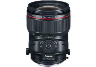 CANON TS-E 50 mm F/2.8 L MACRO optique photo