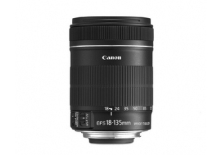 CANON EF-S 18-135 mm f/3.5-5.6 IS objectif photo