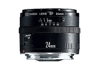 CANON EF 24 mm f/2.8 objectif photo