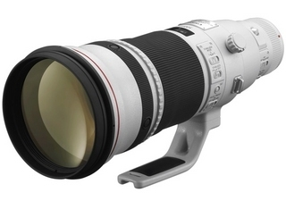 CANON EF 500 mm f/4L IS II USM objectif photo
