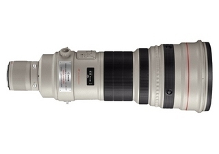 CANON EF 600 mm f/4L IS USM objectif photo