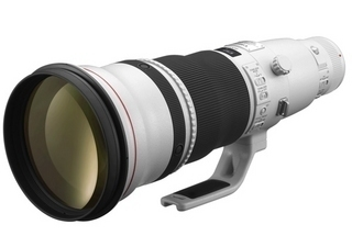 CANON EF 600 mm f/4L IS II USM objectif photo