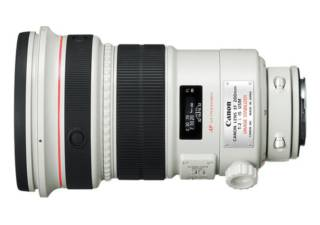 CANON EF 200 mm f/2L IS USM objectif photo