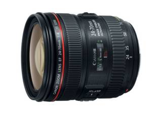 CANON EF 24-70 mm f/4L IS USM objectif photo