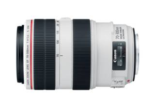 CANON EF 70-300 mm f/4-5.6 L IS USM objectif photo