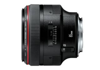CANON EF 85 mm f/1.2L USM II objectif photo