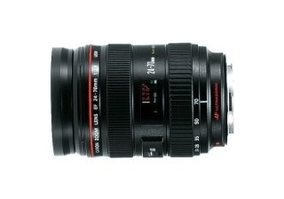 CANON EF 24-70 mm f/2.8L USM objectif photo