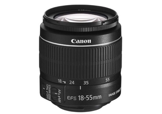 CANON EF-S 18-55 mm f/3.5-5.6 IS II objectif photo