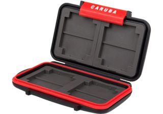 CARUBA étui pour cartes mémoires 8 x SD