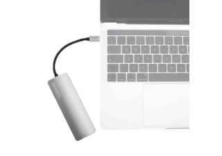 Caruba multi-port Hub USB-C 9 en 1