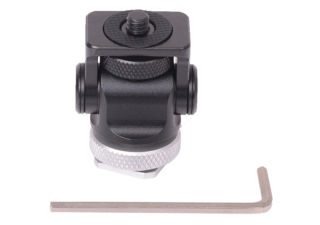 Digital Foto DM-099 rotule orientable avec fixation hot shoe