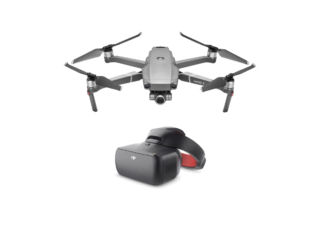 DJI Mavic 2 Zoom + DJI casque FPV Goggles Racing Edition