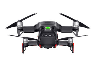 DJI drone Mavic Air rouge flamme