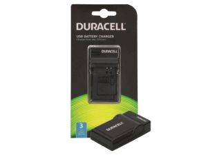 DURACELL chargeur USB Panasonic DMW-BCF10E