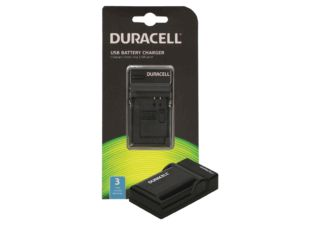 DURACELL chargeur USB Panasonic DMW-BLF19