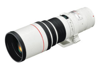 CANON EF 400 mm f/5.6 L USM objectif photo