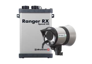 ELINCHROM kit Ranger RX Speed AS - 1100 joules