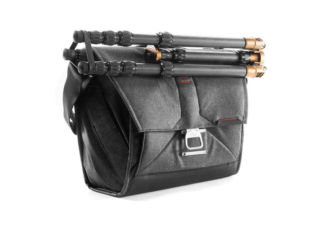 PEAK DESIGN the Everyday Messenger 15 v2 sac d'épaule couleur charcoal
