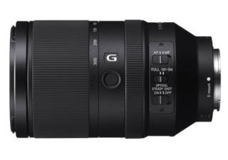 SONY FE 70-300 mm f/4.5-5.6 G objectif photo