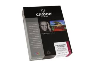 CANSON Infinity PhotoSatin Premium RC papier photo satin 270g A4 250 feuilles