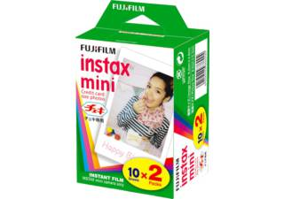 FUJIFILM Instax Mini lot de 20 films