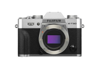 Fujifilm X-T30 compact hybride argent